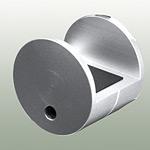 ボードクリッパー BC-20 壁面にパネルを受けるタイプ/丸49?