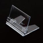 マルチフリーカード立 透明 UC-1F