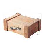 DANGERBOX 1型 白木