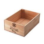 シャトレーゼベルフォーレワイナリー木箱 L 白木