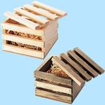 白木BOX J型 白木