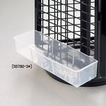 樹脂製卓上回転ネット用ディスプレイBOX(3ケ)