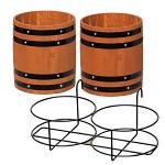 バーレルカートチビ樽用追加棚