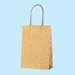 手提袋 スムース16-2 ナチュラル (300枚セット)
