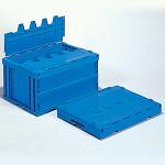 折りたたみサンクレットコンテナ(フタ一体型)
