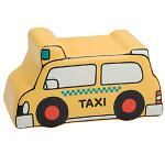 「ぼくらの街づくり」 クッション遊具 タクシー W450×D200×H240