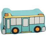 「ぼくらの街づくり」 クッション遊具 バス W470×D200×H240