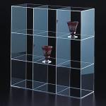 3列3段ディスプレイ台 450×150×450