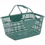 ショッピングバスケット NSW33 ブルー