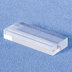 サイコロカード立 A582-1  透明