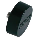 タペストリーバーキャップ(補修用)ブラック サイズ:F20用 (43577BLK)