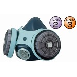 半面形防じんマスク レベル2・レベル3 (379-33)