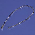 ボールチェーン (ステンレス) ステンレス 5本1組 2.3mmφ×200 (860-06)