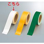 強粘着性屋内床貼テープ(ユニテープ) 50mm幅 仕様:白/20m巻 (863-721)