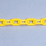 プラスチックチェーン (黄) 1.5m (871-10)