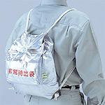 避難袋 避難21点セット (873-44)