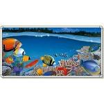 イラストパネル 熱帯魚 870×1740mm (902-72)