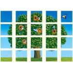 マルチシート 鳥と木 (917-14)