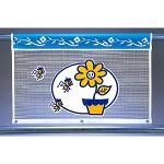 メッシュ標識 ジョイフラワー (1) (934-07)