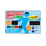コンディションカード (HO-16A)