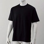 ドライメッシュTシャツ 黒 L (HO-61BK-2)