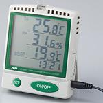 熱中症指数モニター (SDデータロガー) (HO-69)