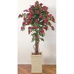【送料無料】ブーゲンビリア (人工観葉植物) 高さ200cm 光触媒 (127B750)