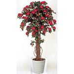 【送料無料】ブーゲンビリア (人工観葉植物) 高さ180cm 光触媒 (137A600)