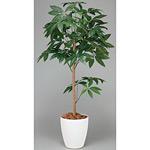 【送料無料】パキラトピアリー (人工観葉植物) 高さ120cm 光触媒 (193A180)
