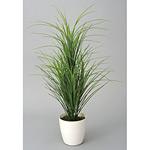 グラスツリー (人工観葉植物) 高さ78cm 光触媒 (214A85)
