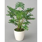 スプリット (人工観葉植物) 高さ42cm 光触媒 (259A30)