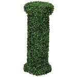 コラム 屋外対応 光触媒加工無し (屋外用人工観葉植物) 高さ70cm (292A50)