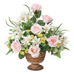 マリアンナリリー (造花) 高さ36cm 光触媒 (326A50)