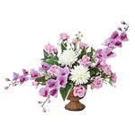 アレンジフラワー (造花) 高さ36cm 光触媒 (332A40)