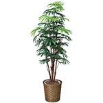 【送料無料】シュロチク (人工観葉植物) 高さ160cm 光触媒 (500A280)