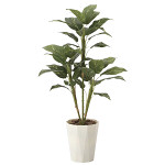 【送料無料】フィロ90 (人工観葉植物) 高さ90cm 光触媒 (620A120)