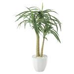ユッカ (人工観葉植物) 高さ50cm 光触媒 (630A80)