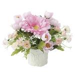 スターガーベラ (造花) 高さ18cm 光触媒 (702A25)