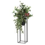 【送料無料】【2020年新商品】グリーンスタンドプミラ1.0 (人工観葉植物) 高さ100cm 光触媒機能付 (2004A300)