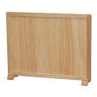 木製 ミニ衝立 クリアー 大 (57117)