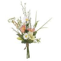 【2019年新商品】仏花リリー2個セットN (造花) 高さ45cm ※光触媒ではありません (113A25N)