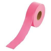 ビニールテープ 非粘着 ピンク (374-114)