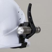 ペンライトホルダー 仕様:側面溝付型用 (377-604)