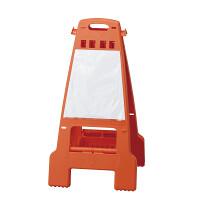 カンバリ オレンジ 透明ポケットタイプ 規格:片面 (868-897)