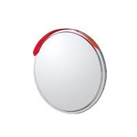 道路設置用カーブミラー ステンレス製一面鏡 ミラーのみ ミラーサイズ:φ600mm (869-09)