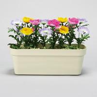 造花ミニプランター パンジー (935-31B)