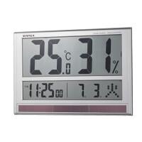 大型デジタル温湿度計