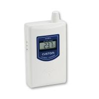 熱中症警告無線温湿度モニター