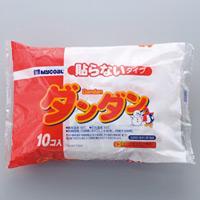 使い捨てカイロ・ダンダン (10個入り) (WT-2051H)