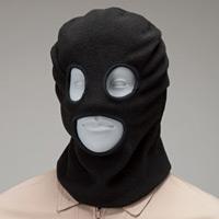 吸湿発熱目出し帽 (WT-412)